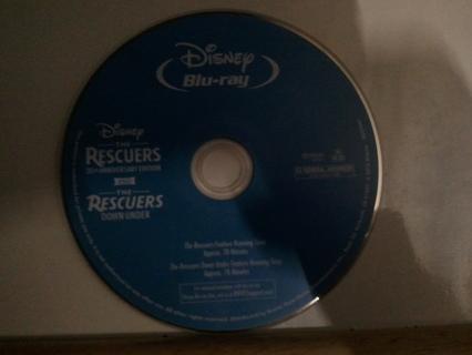 2 awesome Disney blu-ray movies