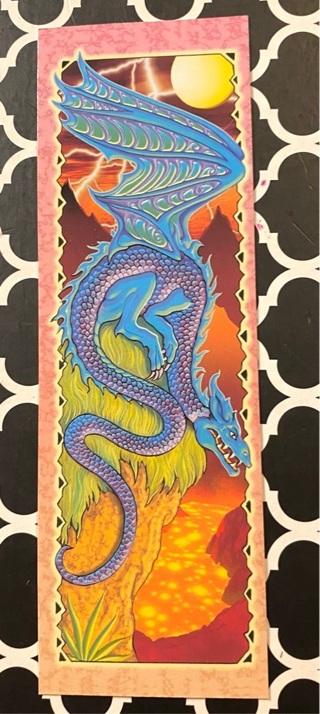 Dragon Book Mark