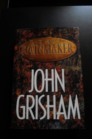 a description of the rainmaker by john grisham Grisham's sequel to a time to kill is a solid courtroom drama about racial prejudice marred by a flawless white hero, writes john o'connell.
