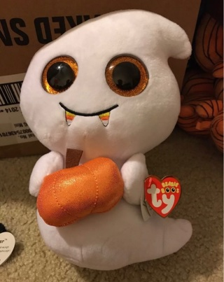 9266b01531c Free  TY - Halloween - Beanie Boo Boos - SCREAM - 6in - BRAND NEW ...