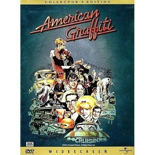dvd-american graffiti-1973-ron howard-richard dreyfuss-used-ex-collector`s edition