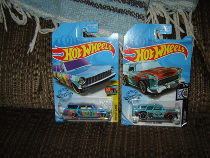 NIP'S! 2 Hot Wheels