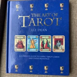 The Art of Tarot by Liz Dean