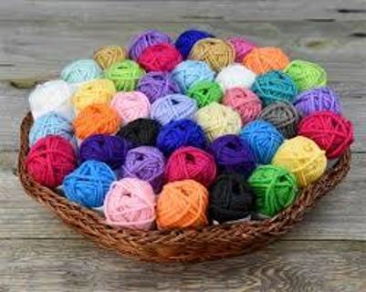 40 Skeins of Yarn