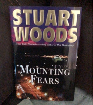 Stuart Woods Hardcover: Mounting Fears