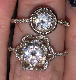 Two VERY stunning rings