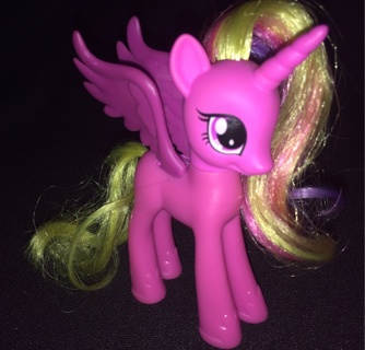 free my little pony pink alicorn dolls stuffed animals