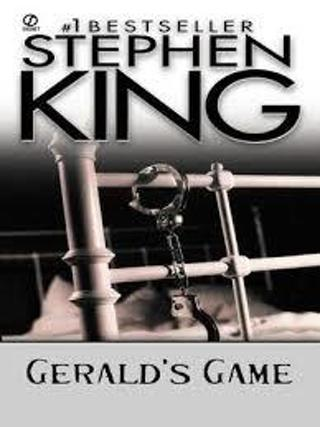 (NEW!) GERALD'S GAME by Stephen King (HB/DJ-1st ED) #LLP92TP