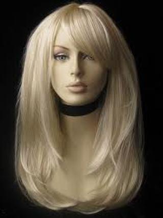 Beautiful Blonde Wig