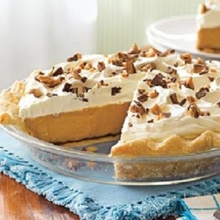 ❄ Homemade Butterscotch Pie Recipe ❄
