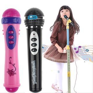Creative Gifts Karaoke Singing Microphone Mic Music Toy For Child Girls Boys C