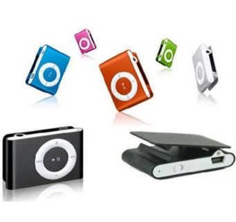 Mp3 player without memory card