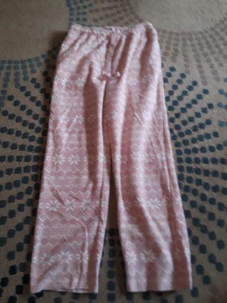 Women pajama pant (m)