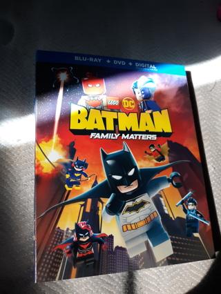 Lego Batman Family Values HD CODE ONLY