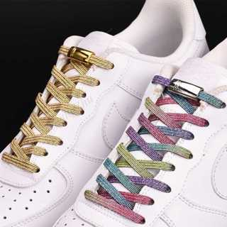 Magnetic ShoeLaces Elastic Locking ShoeLace Special Creative No Tie