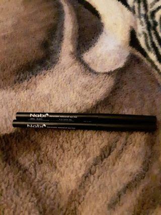 Brand New Nabi retractable waterproof eyeliner (Black)