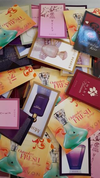 #10 Avon Fragrance Samples-10