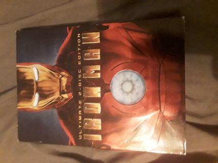 Iron man 2 disc set