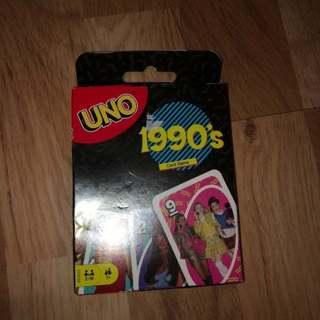 1990s Uno