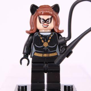 New Catwoman Minifigure Building Toy Custom Lego