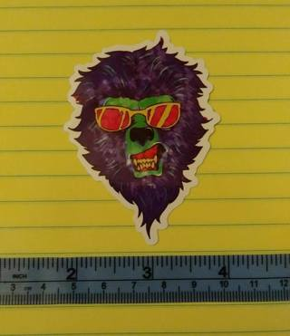 ☠ Werewolf ☠ Skateboard Sticker(s) ☆VERIFIED USERS ONLY PLEASE☆