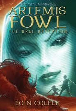 ARTEMIS FOWL #4: THE OPAL DECEPTION by Eoin Colfer (HB/DJ-GC/1st ED) #LLP50jh