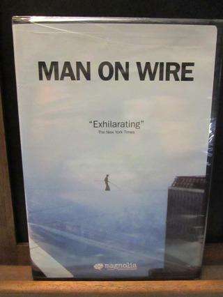 Man On Wire - DVD