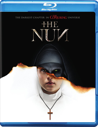 (The Nun R · 2018 · 1hr 36min · Mystery/Horror HD DIGITAL COPY )