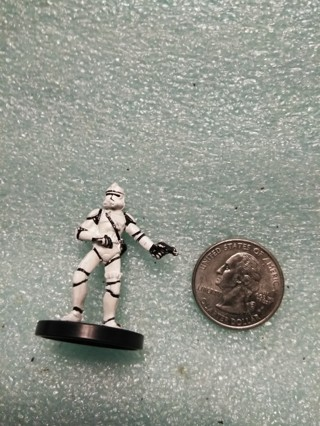 Miniature Star Wars Figure