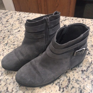 Girls Size 2 Booties