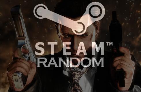 Random Steam keys