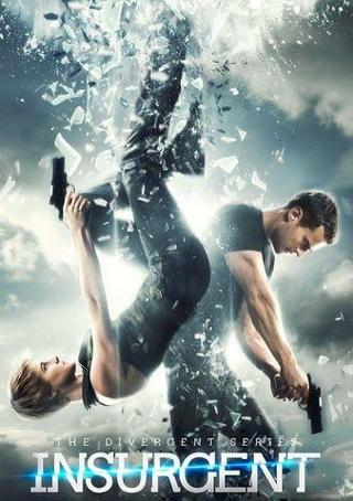 The Divergent Series Insurgent (HDX) (vudu redeem only)