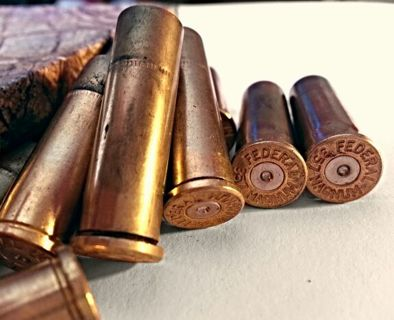 Free: Brass Bullet casings 10x  357 Magnum Federal brand for jewelry