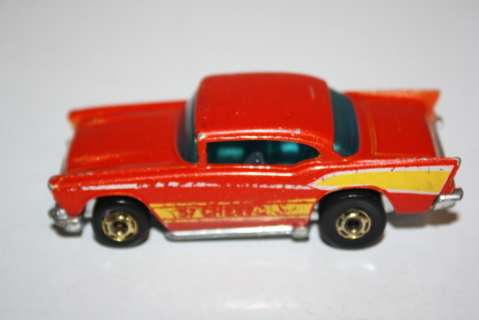 Free gin rare hot wheels 1976 57 chevy with gold rims cars free gin rare hot wheels 1976 57 chevy with gold rims altavistaventures Images