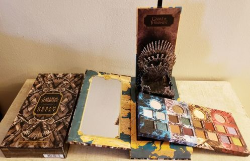 *RETIRED* Urban Decay Game Of Thrones 20 Color Palette!