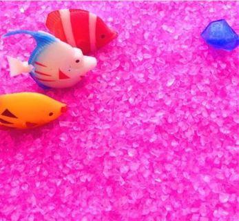 Miniature Landscape Glass Sand Decor