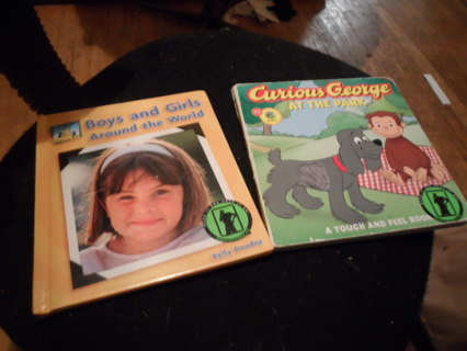 2 YOUNG CHILDS BOOKS