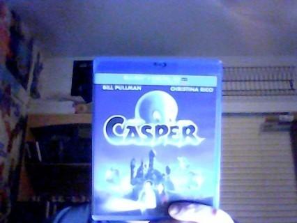 Casper Blu Ray