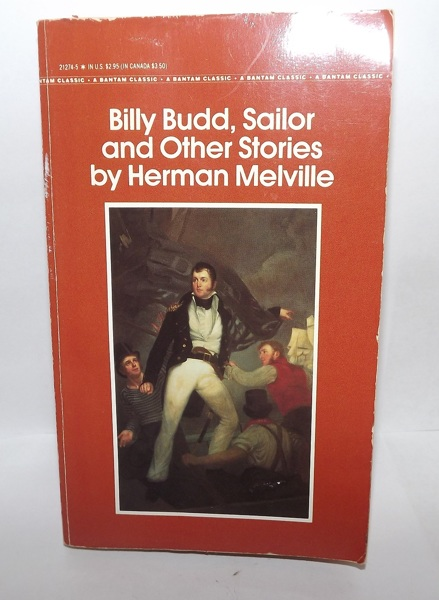 the conflict of good and evil in billy budd sailor by herman melville Approximately forty years separate typee, melville's autobiographical tale of his first encounter with the ambiguities of life and the conflict of good and evil in the universe, from billy budd.
