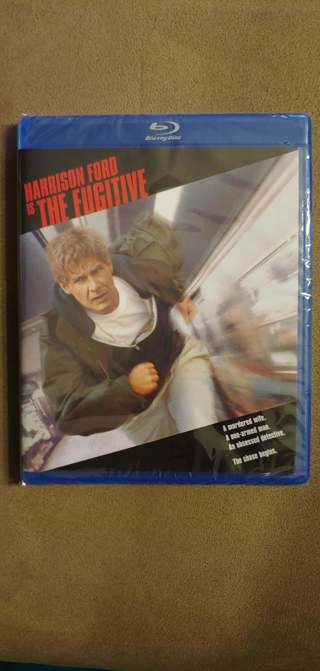 NEW The Fugitive [Blu-ray]