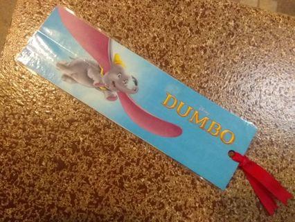 Handmade Dumbo bookmark