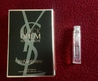 ❤️NEW: Black Opium Nuit Blanche