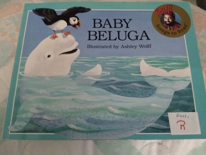 2 books: Baby Beluga, and Five Little Ducks
