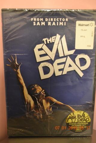 ****NIP EVIL DEAD DVD***FREE SHIPPING