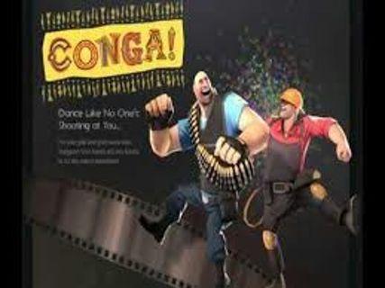 Free: Conga Taunt TF2 Steam Item - PC Games - Listia com