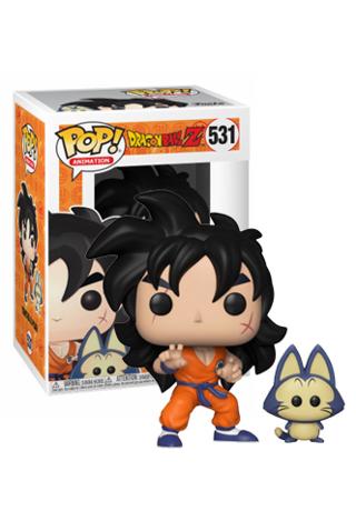 NEW Funko Pop! & Buddy: Dragon Ball Z - Yamcha & Puar Toy, Multicolor FREE SHIPPING