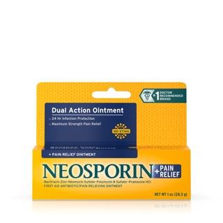 Brand New Neosporin + Pain Relief Dual Action Cream