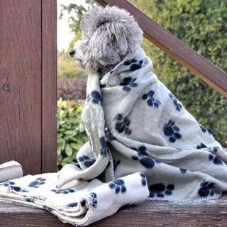Fleece Pet Blanket Keep Your Pet Warm :)