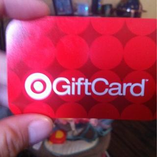 $$10.33$$ Target Gift Card!!!