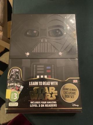 Star Wars book series~NEW